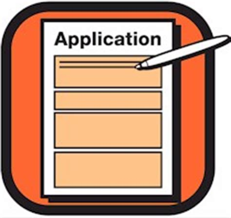 5 formats of application letter